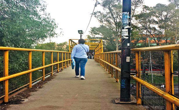 Conoce los puentes más peligrosos de la Ciudad de México