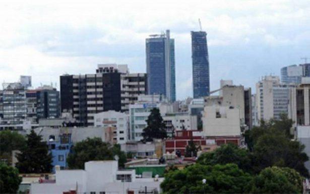 Valle de México amanece con calidad del aire aceptable