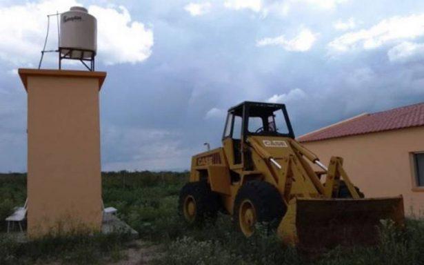Aseguran rancho vinculado a César Duarte