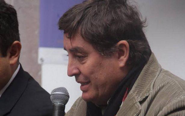Luis García Montero, reconocido en el Festival Internacional de Poesía 'Ramón López Velarde'