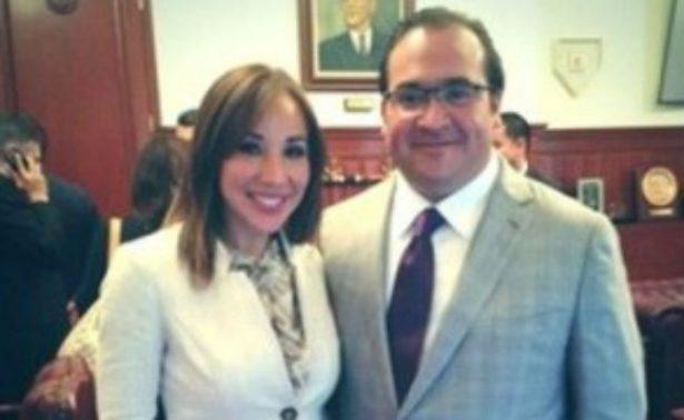 Detienen a Xóchitl Tress en Puerto Vallarta, supuesta amante de Javier Duarte