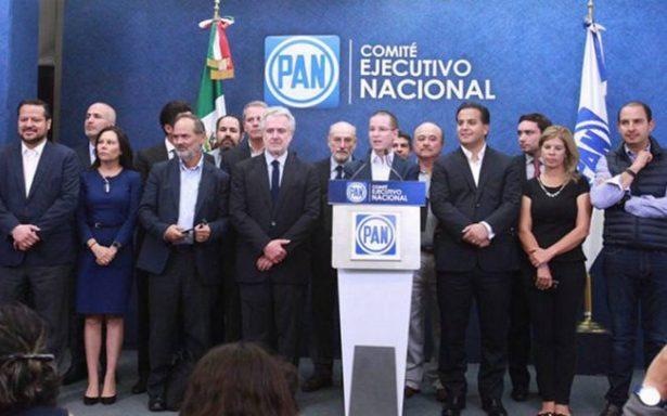 Ricardo Anaya acusa al PRI de fabricar golpe hacia él