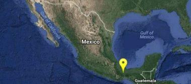 Sismo de 4.9 grados sacude a Veracruz, se siente en Oaxaca