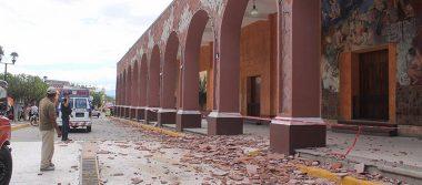 Fuerte susto se vivió nuevamente en Oaxaca