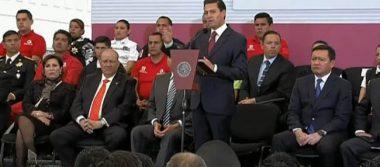 Poner en marcha el 911 ha exigido un gran esfuerzo: Enrique Peña Nieto