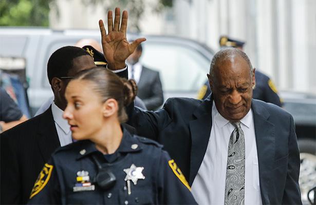 Juez declara nulo el juicio contra Bill Cosby por abuso sexual