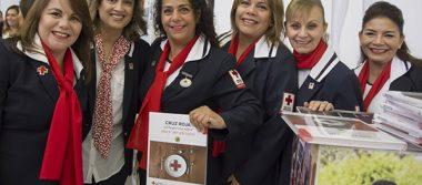 Cruz Roja inicia colecta, necesita más ambulancias
