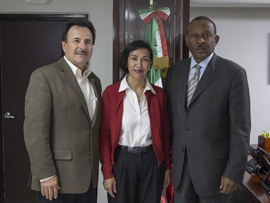 Canciller de Haití agradece apoyo a sus compatriotas