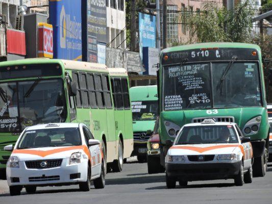 Cancelaron 32 permisos para el transporte
