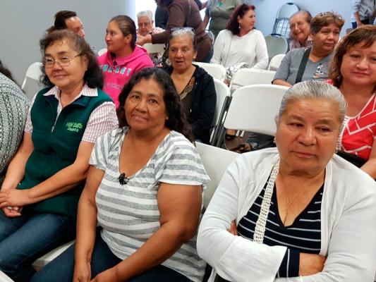 Inicia DIF Municipal capacitación para atención de abuelitos