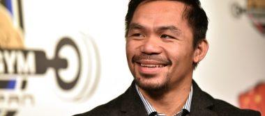 Pacquiao quiere demostrar que puede compaginar boxeo y política