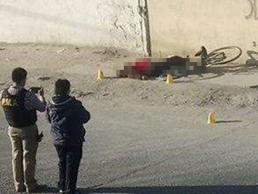 Asesinan a mujer en arroyo Alamar; recibe al menos 3 disparos
