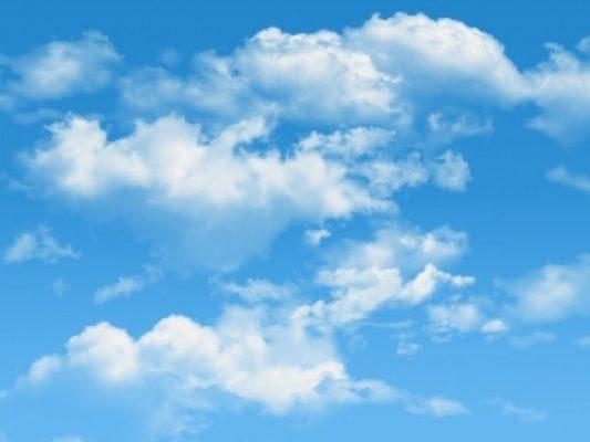 CLIMA: Prevén cielo medio nublado con vientos