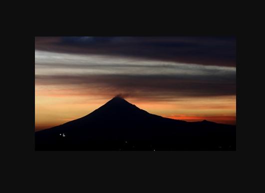 Popocatépetl emite 47 exhalaciones de baja intensidad