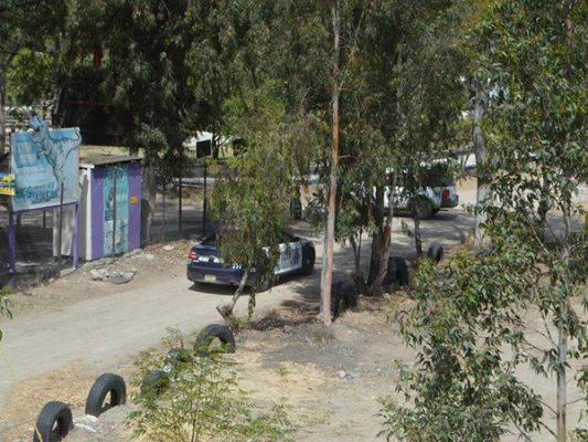 Adolescente se suicida en parque Morelos