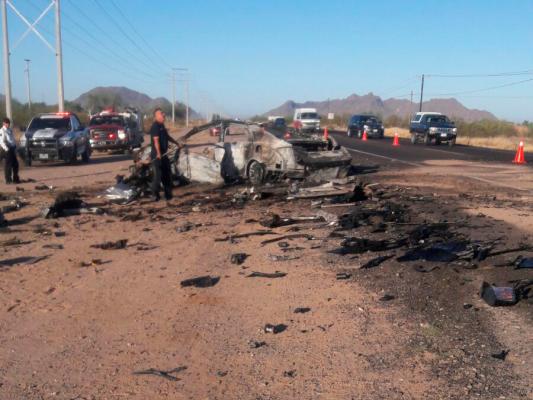 """Muere boxeador David """"Tornado"""" Sánchez en accidente automovilístico"""