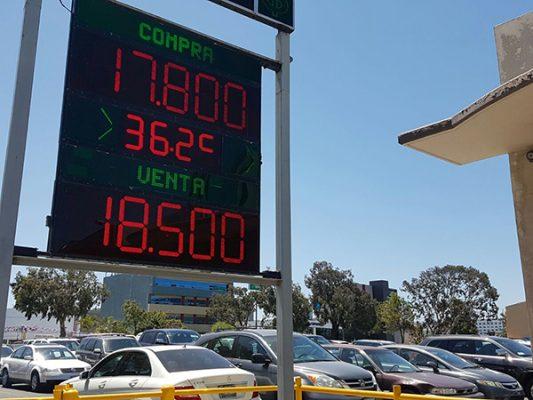 Tipo de cambio en Tijuana 💰💵