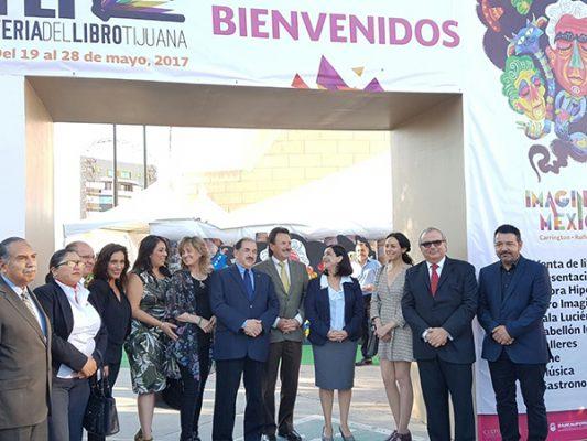 Inicia Feria del Libro Tijuana