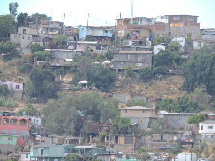 Enfrentan 44 mil familias pobreza en Tijuana
