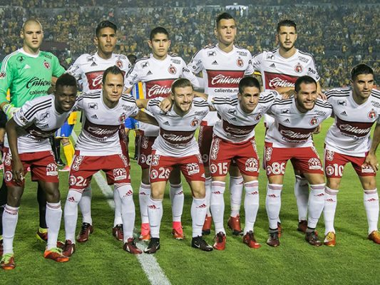 Xolos regresa a Tijuana para el partido de vuelta contra Tigres