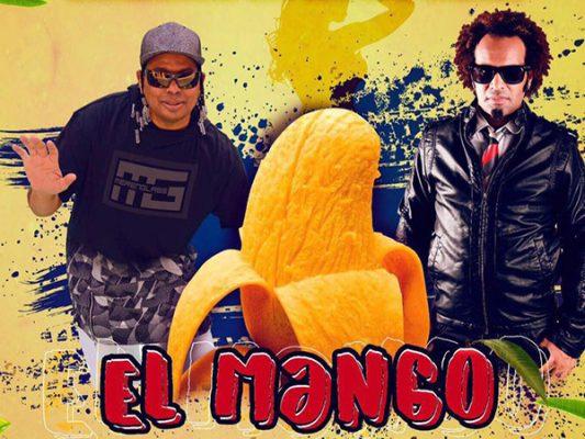 Merenglass presenta El Mango