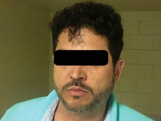 """Incauta PEP más de tres kilos de """"cristal""""; un detenido"""