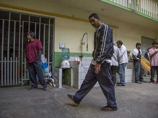 Aumentaron 55% los deportados en la Casa  del Migrante