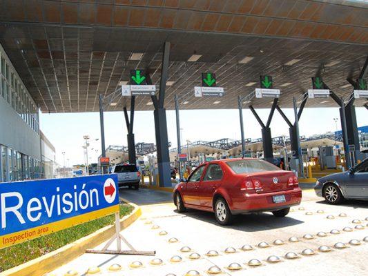 Evita SAT contrabando de partes de autos por El Chaparral