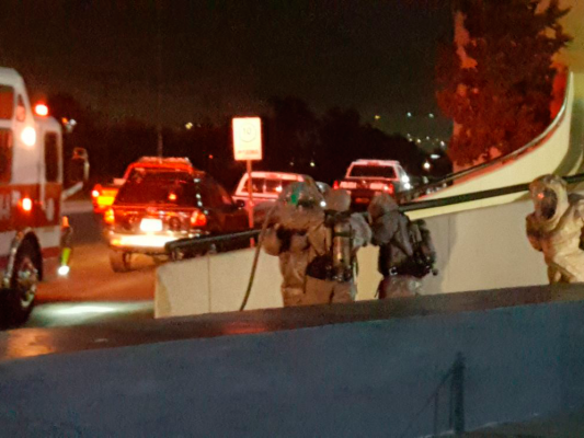Suicidio provoca evacuación de IMSS 1 en Tijuana