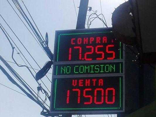 Tipo de cambio en Tijuana 💰