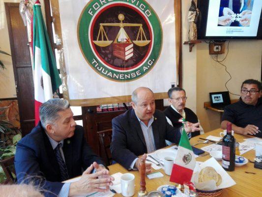 Asesora Canieti programa de video vigilancia en Centro de Tijuana