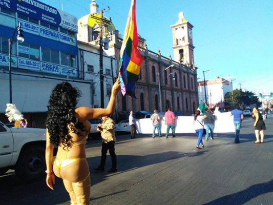 Miles fueron testigos de Marcha de orgullo gay 2017 [video]