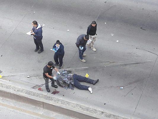 Mueren 3 en accidentes viales; ejecutan otro en la Obrera