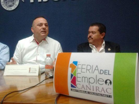 Ofrecerán 2 mil vacantes en Feria del Empleo Canirac