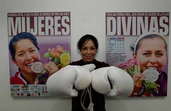 Jackie Nava quiere lograr más por el deporte en México