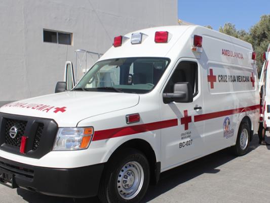 Mantiene Cruz Roja liderato en servicios con 44 mil por año