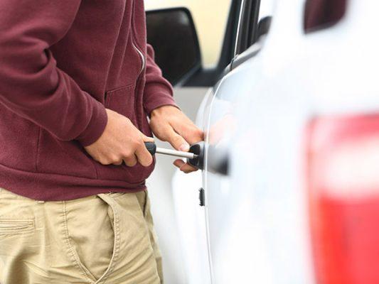 Van 563 casos de robo de vehículos con violencia