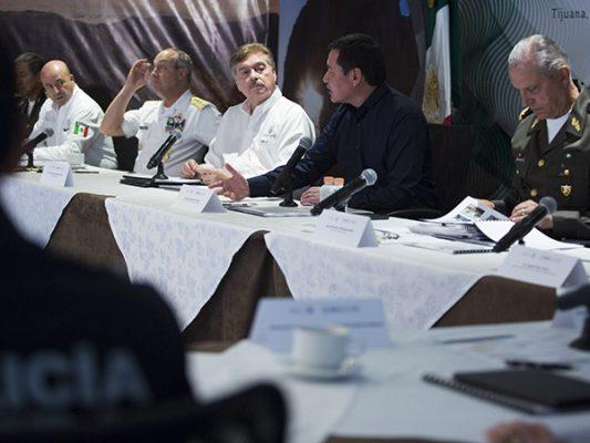 Irán por objetivos criminales: Osorio