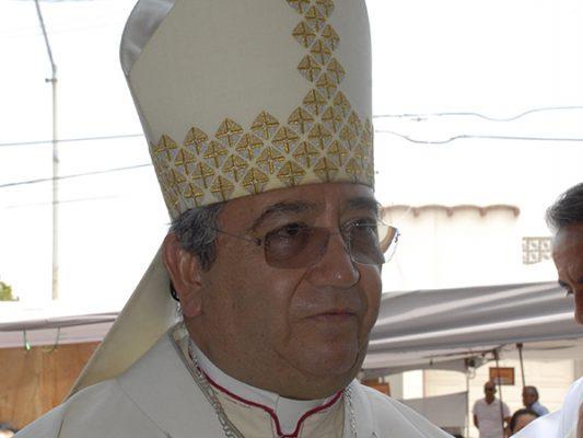 Arzobispo pide a Osorio apoyo contra violencia