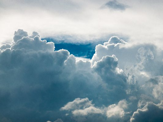 CLIMA: Cielo parcialmente soleado 🌤️