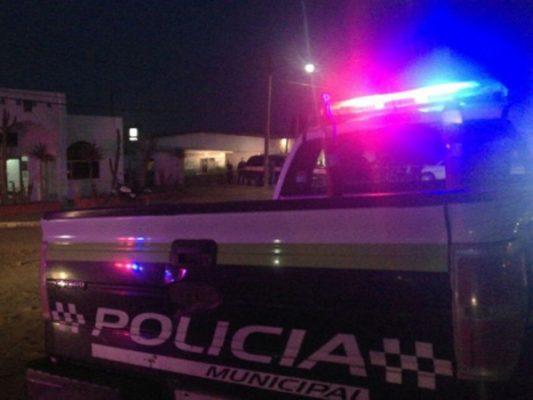 Renuncian oficiales tras doble asesinato en Ensenada