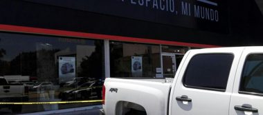 [Galería] Roban tienda de losetas en Zona Río