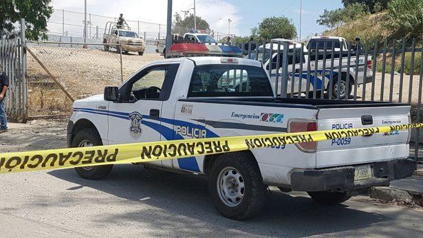 Muere policía municipal en ataque armado