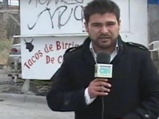 Analizan arma usada en muerte de reportero