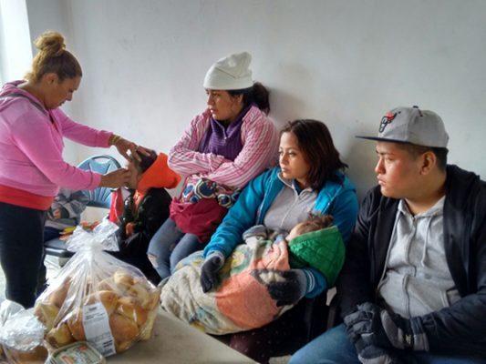 Aumenta la llegada de centroamericanos