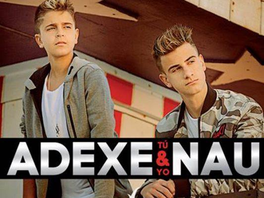 Adexe & Nau lanza su primer álbum