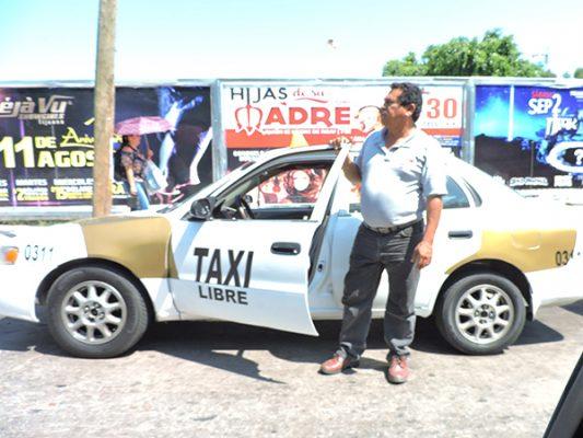 Tendrán taxis libres nueva imagen