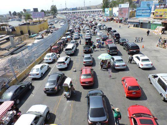 Tijuana mantiene coordinación con EUA por cierre de garita