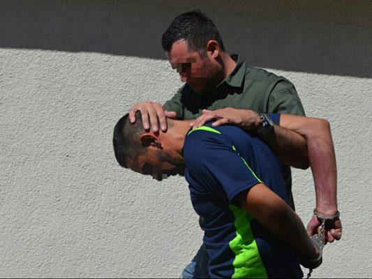 Vinculan a proceso a imputado por homicidio de policía
