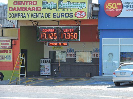 8% de centros cambiarios son irregulares: Ripa